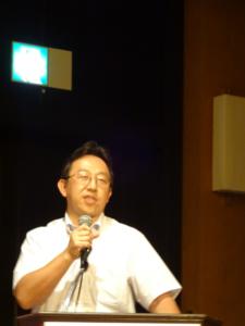 デル株式会社 クライアントソリューション統括本部 担当技術営業部長 中島章氏