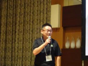 エヌビディア合同会社 エンタープライズマーケティング マネージャー 田中秀明氏